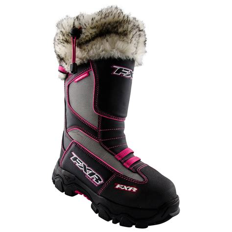 s fxr 174 excursion boots 590356 snowmobile clothing