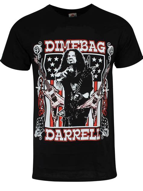 Guitar Dimebag Darrel Hoodie Water Merch dimebag darrell guitars flag s black t shirt ebay
