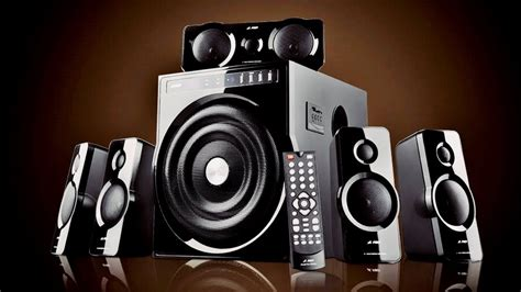 fd   home theater speakers bass test review