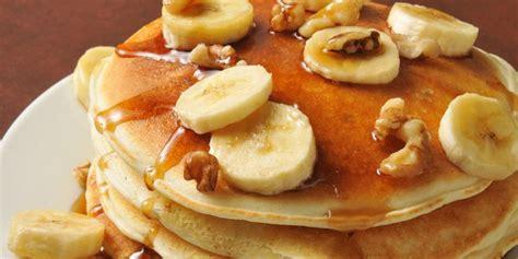 cara membuat pancake pisang resep cara membuat pancake yang sederhana dan mudah