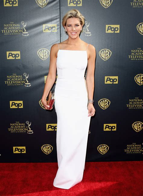 new haircut charissa thompson charissa thompson best dressed at the 2015 daytime emmy