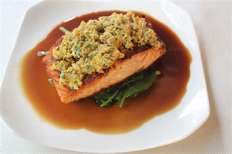 salmone come cucinarlo roasted salmon with soy butter sauce