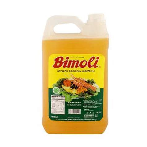 Minyak Goreng Bimoli 5 Liter Di toko galeri indonesia 100 indonesia blibli