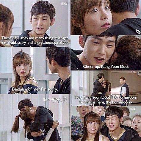 Komik Korea Paek Jeong Won My 1 5 T there it is the korean drama wrist grab hug cheer up sassy go go koreanloves
