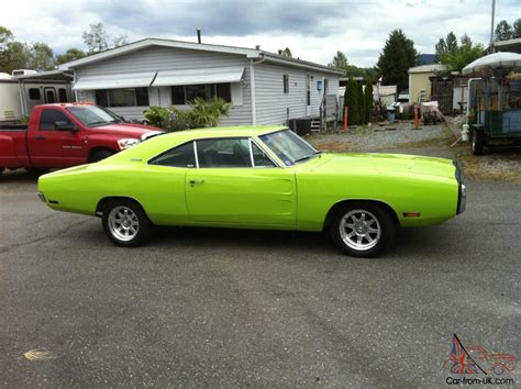 charger green 1970 dodge charger 500 sublime green