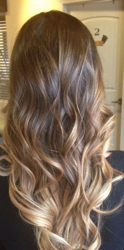dark brown hair combinations balayage highlights on dark brown hair