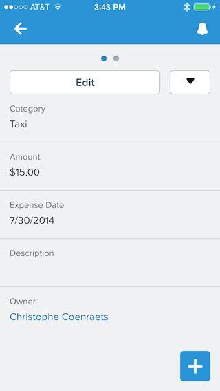 mobile app layout design tutorial salesforce app tutorial