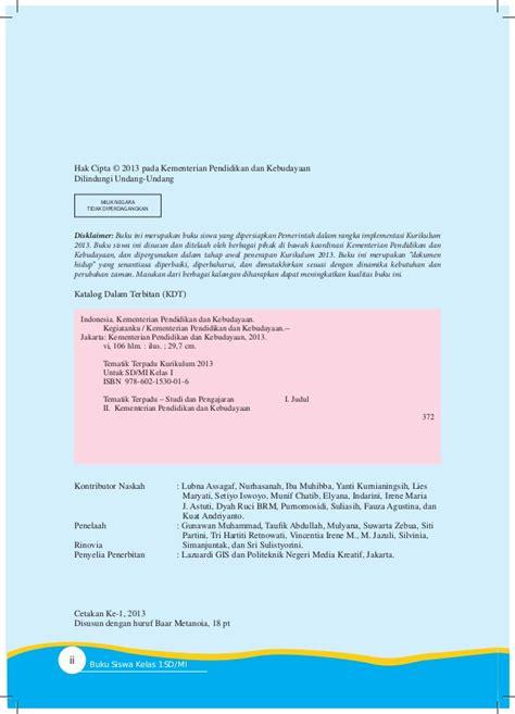 Buku Siswa Kelas 1 Tema 3 Kegiatanku Revisi 2016 1 buku kurikulum 2013 sd kelas 2 tema 3 kegiatanku rssstaff