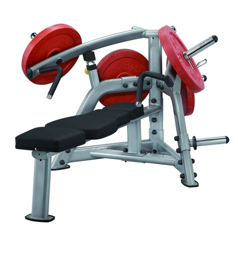 bench machine press steelflex plbp100 leverage bench press machine
