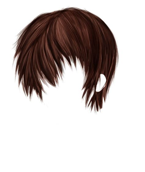 anime inspired hairstyles cute short anime hairstyles pictures to pin on pinterest