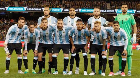 imagenes insolitas del futbol argentino se viene uruguay 191 qu 233 futbolistas de la selecci 243 n se