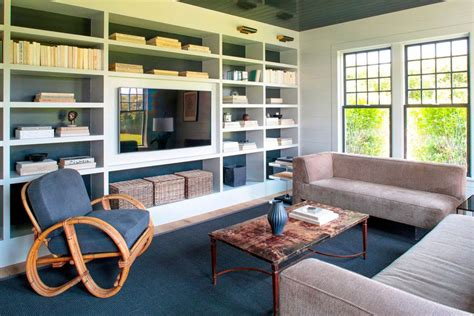 contemporary built in bookshelves contemporary living room with built in bookshelves