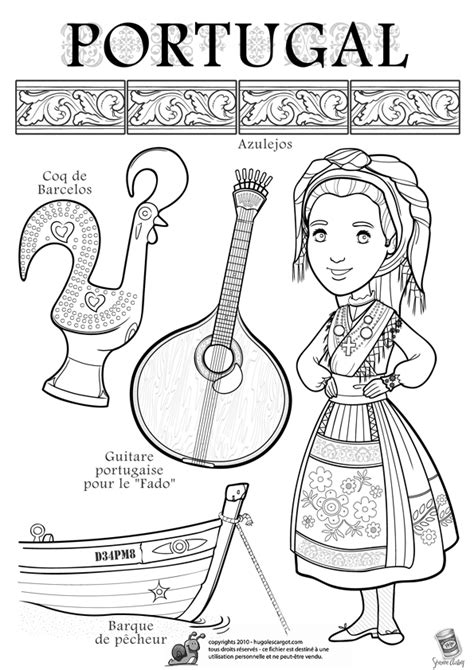 portuguese rooster coloring page portuguese rooster coloring page coloring pages