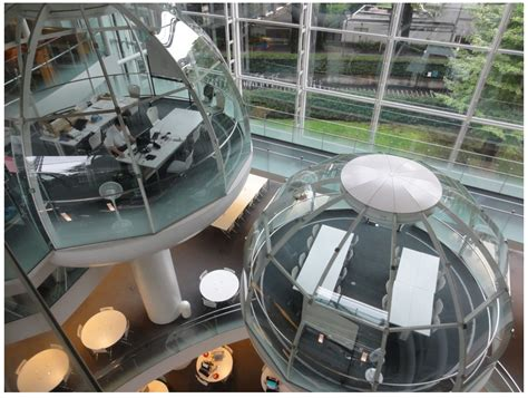 Modern Living Spaces The Future Of Libraries In Japan Elevated Study Pods