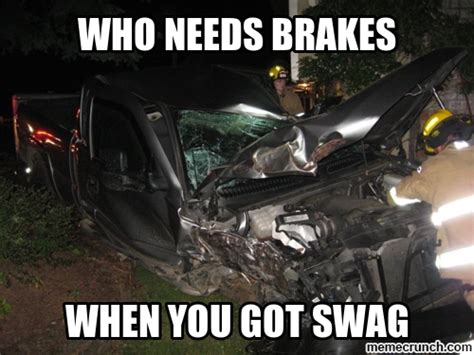 Car Crash Meme - image png