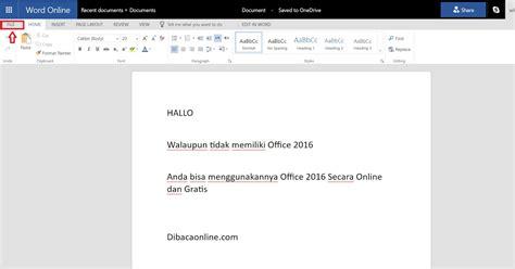 Microsoft Portal Office by Cara Menggunakan Microsoft Office Di Warnet Pc