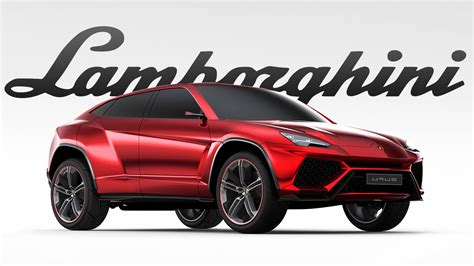 Lamborghini Big Car Lamborghini Urus Concept 2017 2018 Best Cars Reviews