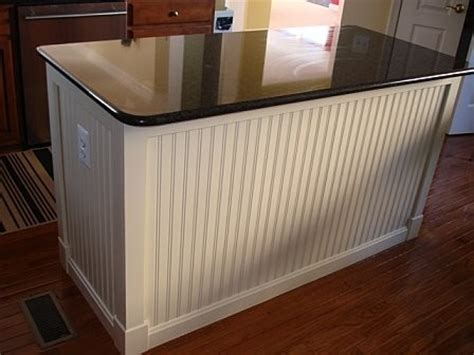 wainscoting kitchen cabinets 1000 ideas about bead board cabinets on pinterest