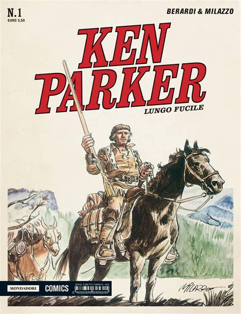 libro ken parker 01 largo mondadori comics ken parker classic 1 ken parker classic vol 01 lungo fucile