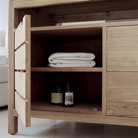 Badezimmer Unterschrank Aus Holz by Badezimmer Unterschrank Holz Waschtisch