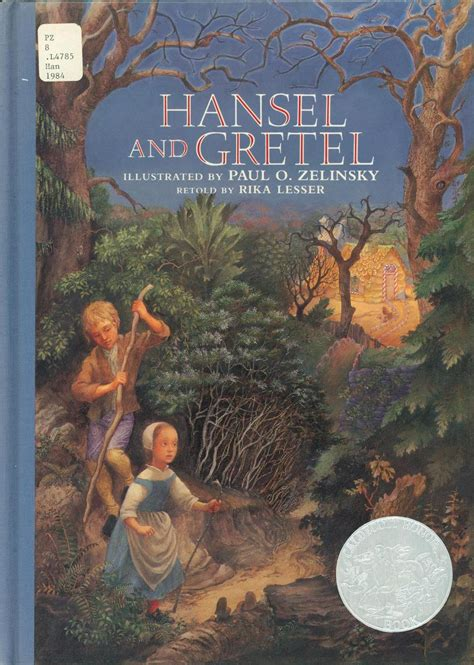 hansel and gretel picture book hansel and gretel 1985 caldecott honor book association