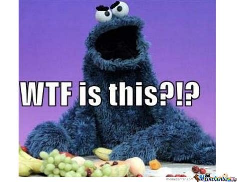 Monster Meme - cookie monster by kimmm meme center