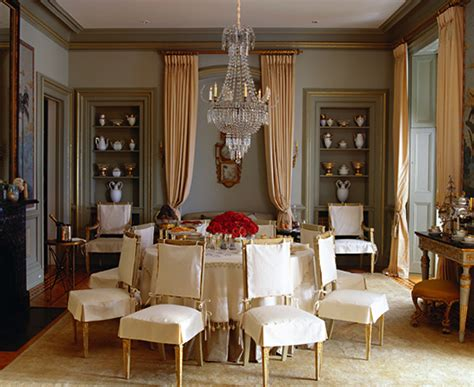 How To Make Dining Room Chair Slipcovers Linda Chase Interior Design