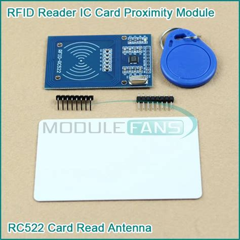 picc proximity integrated circuit card rc522 card read antenna rfid reader ic card proximity module in integrated circuits from