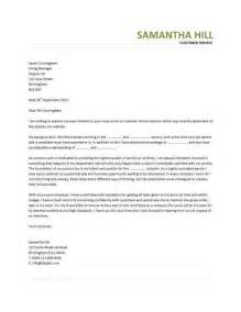 Cover Letters Customer Service by Customer Service Resume Templates Skills Customer