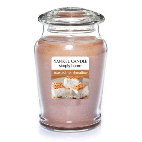 yankee candel yankee candle toasted marshmallow yankee candles