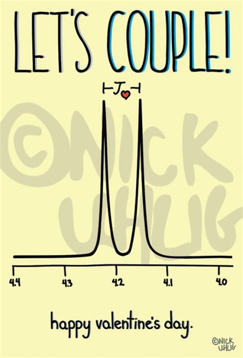 chemistry valentines day card punny s day cards department of chemistry