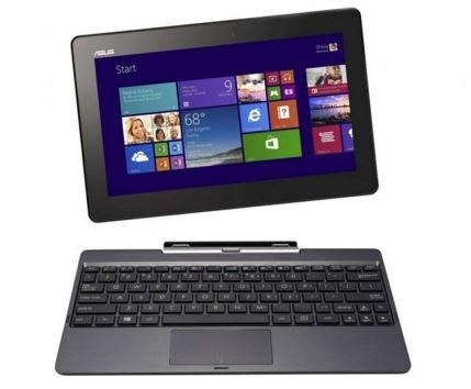 Laptop Asus Transformer Touchscreen asus announces transformer book t100 detachable touch screen windows 8 1 laptop for 349