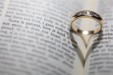 Creating A  Ee  Wedding Ee   Ring Bible Love Verse And Heart