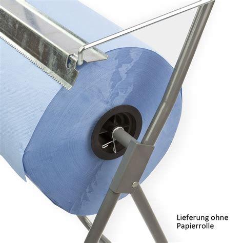 werkstatt papierrollenhalter papierrollenhalter st 228 nder f 252 r putzrolle putztuch