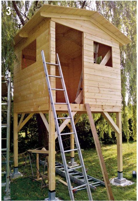 come costruire una come costruire una palafitta in legno per bambini
