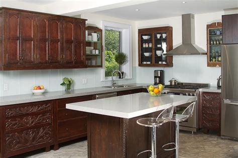 asian kitchen cabinets indian inspired solid wood kitchen cabinets asian