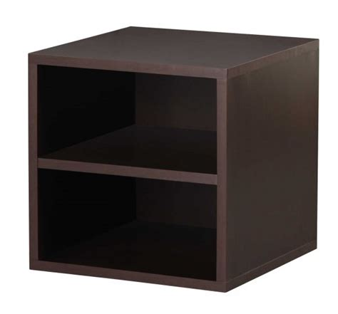 Storage Cube Shelf by Modular Cube Storage Single Shelf In Closet Modular Storage