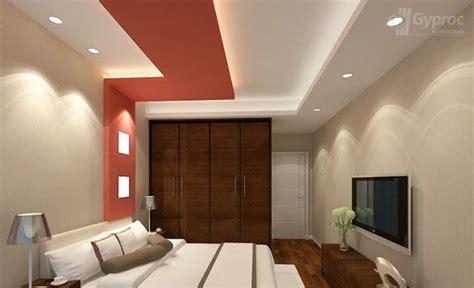Bedroom Lighting Design India Gobain Gyproc Hindistan Oda Tavan Tasarımlar Yaşam