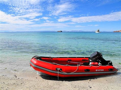 to boat 14 inflatable sport boat sd430 is great for fishing