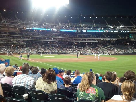 section 107 citi field the view from your seat mets vs rockies 8 22 12