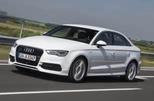 Audi A3 Sallon Audi A3 Saloon Review Autocar