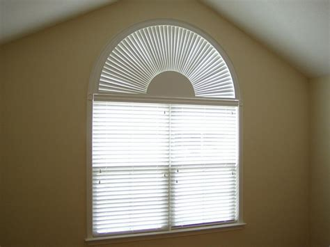 Half Moon Blinds For Windows Ideas How To Measure Curtains For Arched Windows Curtain Menzilperde Net