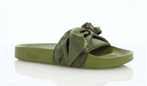 where to buy sneakers rihanna fenty bow shoes sneakernews