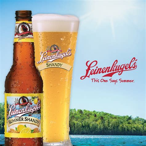 leinenkugel s summer shandy arriving early this year