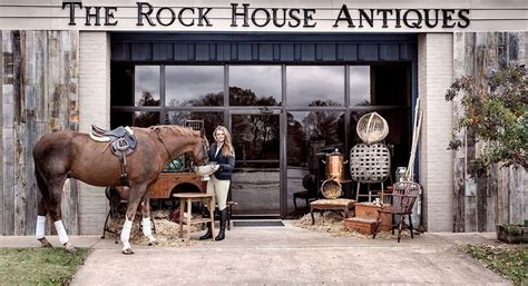 our dealers the rock house antiques