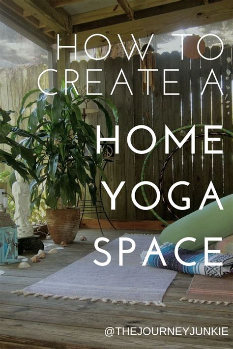 yoga home decor 25 best ideas about home yoga room on pinterest workout