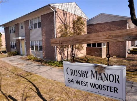 Danbury Housing Authority by Crosby Manor In Danbury To Get A Lift Lower Rents
