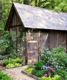 How To Make Raised Garden Beds From Pallets - everything but the chickens 10 ways to build a better chicken coop this old house