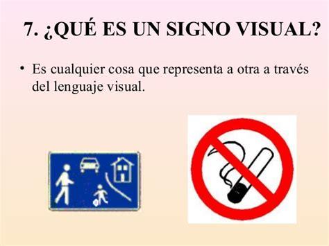 imagenes visuales y auditivas ejemplos el lenguaje visual