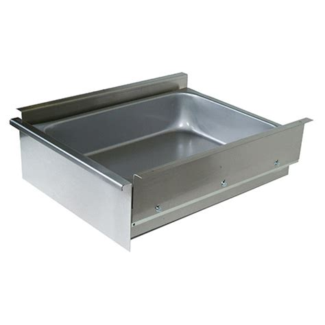 Stainless Steel Work Table With Drawers by Boos D09 Bearing Drawer For Stallion Work Tables